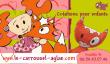 Logo de Anaëlle Botte Le Carrousel d'Aglaë